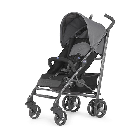 Passeggini - Lite Way 2 22 Coal by Chicco
