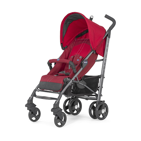 Passeggini - Lite Way 2 70 Red by Chicco
