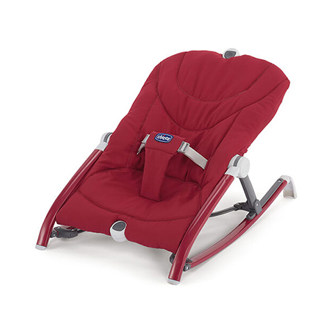 Sdraiette - Pocket relax 70 Red by Chicco