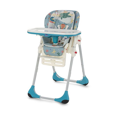 Seggioloni - Seggiolone Polly 2 in 1 80 Sea Dreams by Chicco