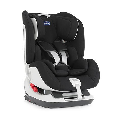 Seggiolini auto Gr.0+/1/2 [Kg. 0-25] - Seat Up 012 95 Black by Chicco