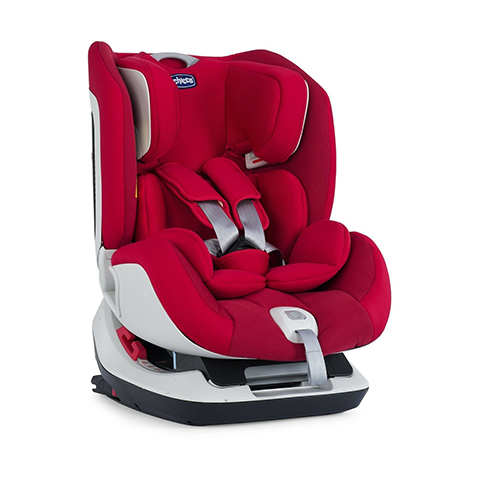 Seggiolini auto Gr.0+/1/2 [Kg. 0-25] - Seat Up 012 70 Red by Chicco