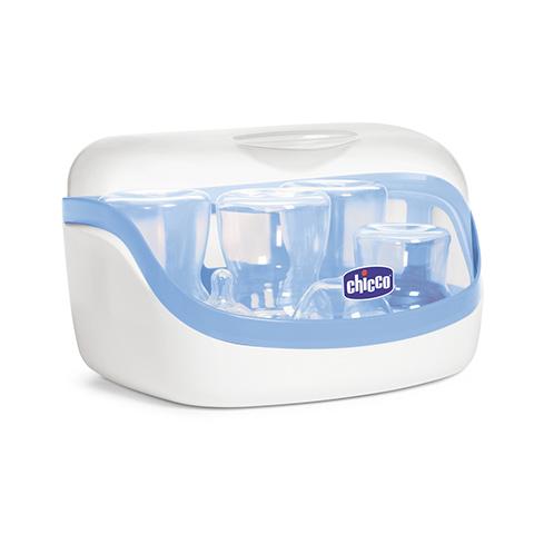 Biberon e succhiotti - Sterilnatural Maxi per forno a microonde 658465 by Chicco