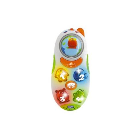 Giocattoli 6+ mesi - Telefonino Parlante 71408 by Chicco