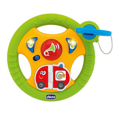 Giocattoli 6+ mesi - Volante Baby Driver 70285 by Chicco