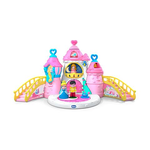 Giocattoli 18+ mesi - Magico Castello delle Principesse 76030 by Chicco