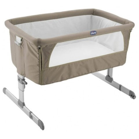 Culle complete - Culla  Co-sleeping Next2Me 72 Dove Grey by Chicco