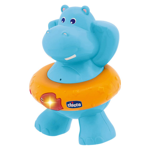 Giocattoli 6+ mesi - Happy Hippo 70306 by Chicco