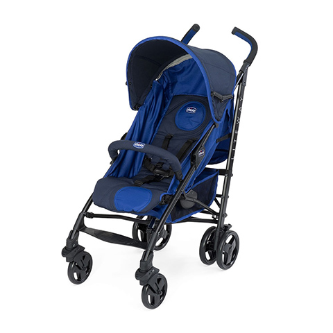 Passeggini - Passeggino Lite Way 53 Royal Blue by Chicco