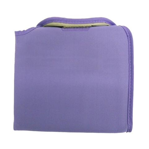 Accessori per l'igiene del bambino - Materassino fasciatoio viola - 2653 by Chicco