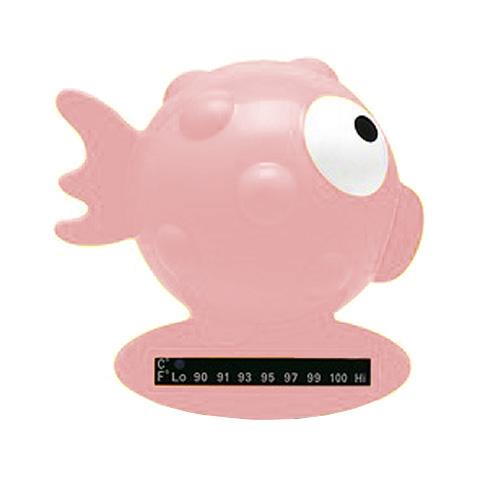 Sanitaria - Termometro da bagno Pesce Palla - Igiene Sicura Rosa [65641] by Chicco