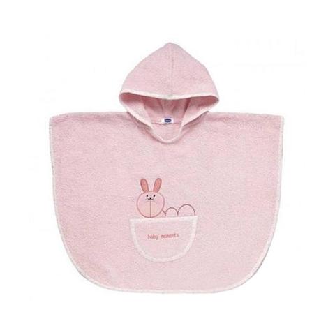 Abbigliamento e idee regalo - Poncho - 12+ mesi Coniglio - Rosa [4842] by Chicco
