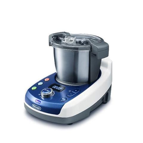 Allattamento e svezzamento - Baby Meal - robot da cucina con cottura Blu [20615] by Chicco