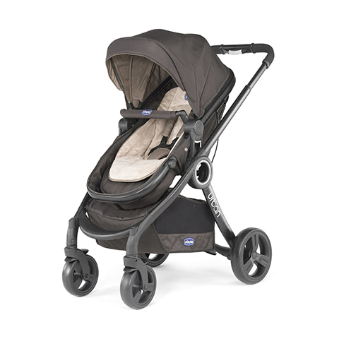 Passeggini - Urban Black - dune by Chicco