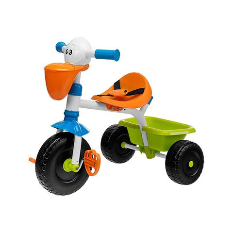 Giocattoli 18+ mesi - Triciclo Pellicano 2 in 1 67140 by Chicco