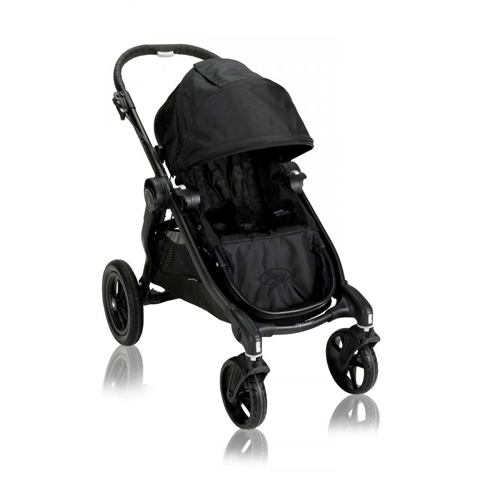 Passeggini - City Select Charcoal/Denim [BJ0142349601] by Baby Jogger