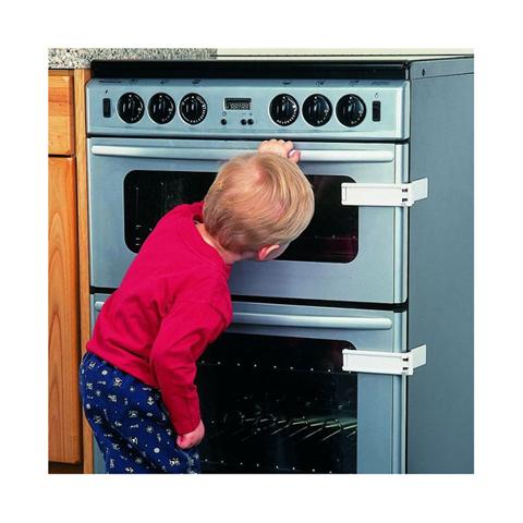 Pericoli domestici - Blocca forno e microonde CL012740 by Clippasafe