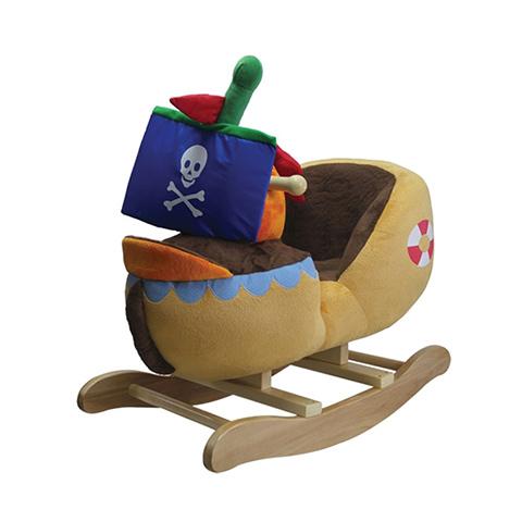Colibrì Dondolo - Nave Pirata