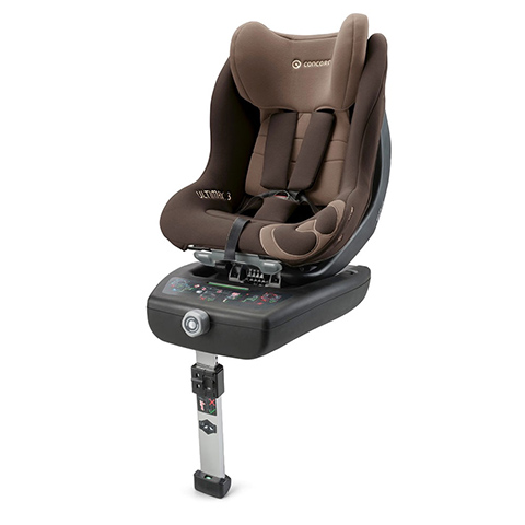 Seggiolini auto Gr.0+/1 [Kg. 0-18] - Ultimax 3 CHOCOLATE BROWN by Concord