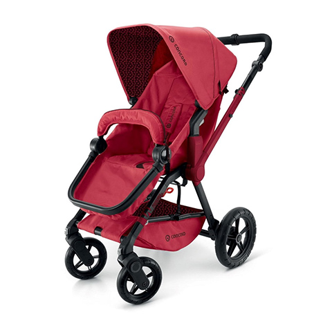 Passeggini - Wanderer RUBY RED by Concord