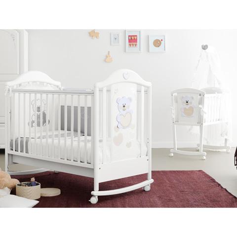Coordinati tessili - Addobbo coordinato Baby Baby Bianco by Pali