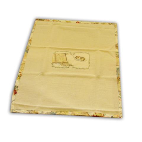 Coperte, lenzuolini e paracolpi - Coperta in pique per carrozzina - Nonna Lisa 129_48 by Baby Pi�