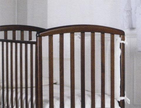 Lettini - Lettino Cucciolo Noce antico by Baby Expert