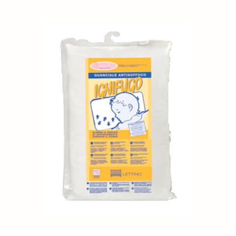 Materassi e linea bianca - Guanciale antisoffoco ignifugo per lettino ITB by Italbaby