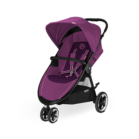 Passeggini - Agis M-Air 3 Grape Juice - purple by Cybex