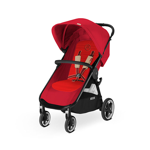 Passeggini - Agis M-Air 4 Hot & Spicy - red by Cybex