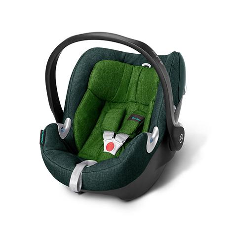 Seggiolini auto Gr.0+ [Kg. 0-13] - Seggiolino auto Aton Q Plus Hawaii - green by Cybex