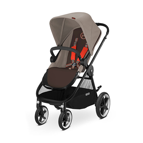 Passeggini - Balios M Coffee Bean - brown by Cybex