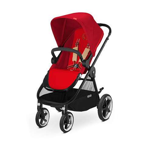 Passeggini - Balios M Hot & Spicy - red by Cybex