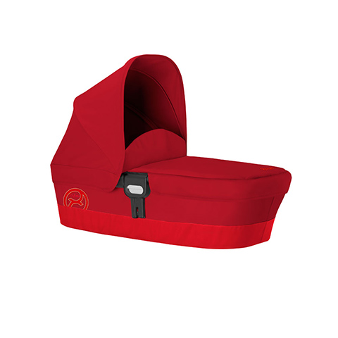 Carrozzine - Navicella M Hot & Spicy - red by Cybex
