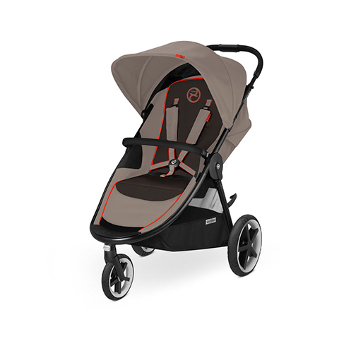 Passeggini - Eternis M3 Coffee Bean - brown by Cybex
