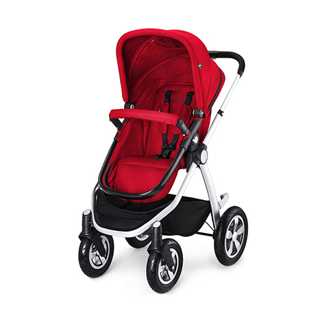 Passeggini - Fides Rumba Red - dark red (Ruote Air) by Cybex