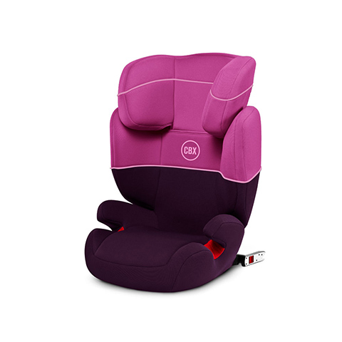 Seggiolini auto Gr.2/3 [Kg. 15-36] - Seggiolino auto Free-Fix - sistema ISOFIX Purple Rain - purple by Cybex