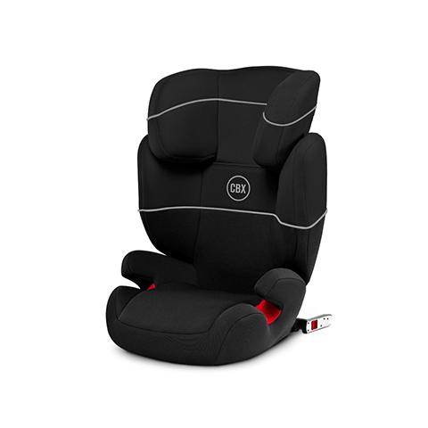 Seggiolini auto Gr.2/3 [Kg. 15-36] - Seggiolino auto Free-Fix - sistema ISOFIX Pure Black - black by Cybex