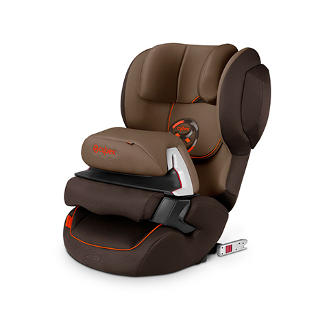 Seggiolini auto Gr.1 [Kg. 9-18] - Juno 2-Fix Coffee Bean - brown by Cybex