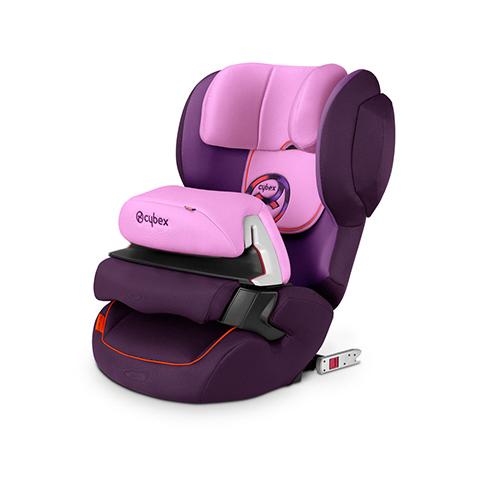 Seggiolini auto Gr.1 [Kg. 9-18] - Juno 2-Fix Grape Juice - purple by Cybex