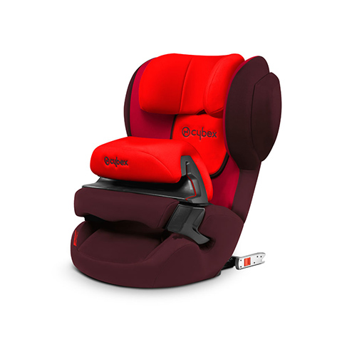 Seggiolini auto Gr.1 [Kg. 9-18] - Juno-Fix Rumba Red - dark red by Cybex