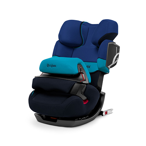 Seggiolini auto Gr.1/2/3 [Kg. 9-36] - PALLAS 2-FIX Blue Moon - navy blue by Cybex