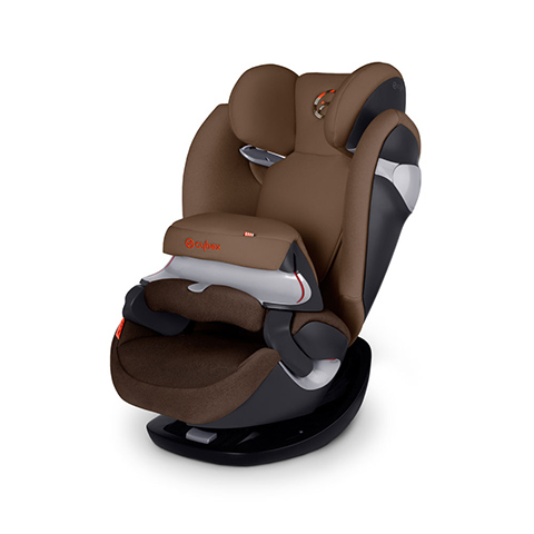 Seggiolini auto Gr.1/2/3 [Kg. 9-36] - Pallas M Coffee Bean - brown by Cybex