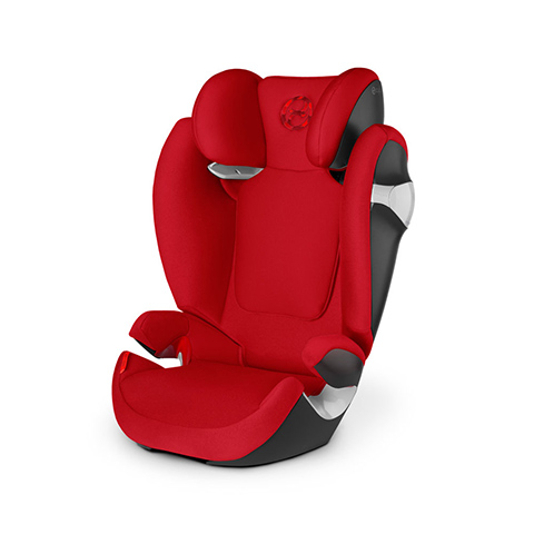 Seggiolini auto Gr.2/3 [Kg. 15-36] - Solution M Hot & Spicy - red by Cybex
