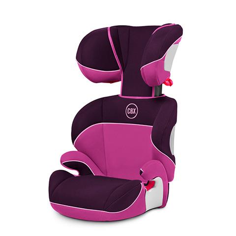 Seggiolini auto Gr.2/3 [Kg. 15-36] - Seggiolino auto Solution Purple Rain - purple by Cybex