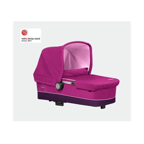 Carrozzine - Navicella City Pram per Callisto Lollipop - purple by Cybex
