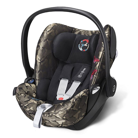 Cybex Cloud Q Butterfly L.E.