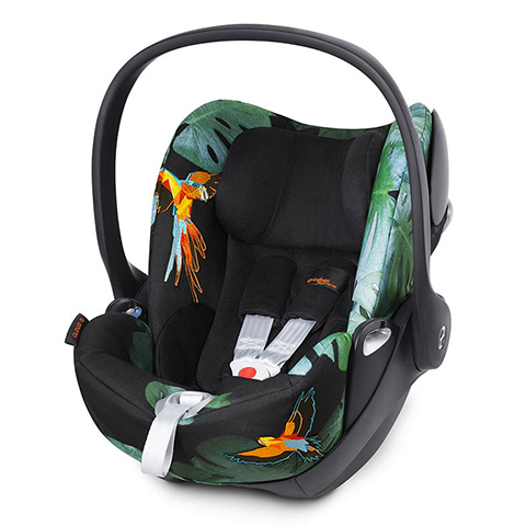 Cybex Cloud Q Birds of Paradise L.E.