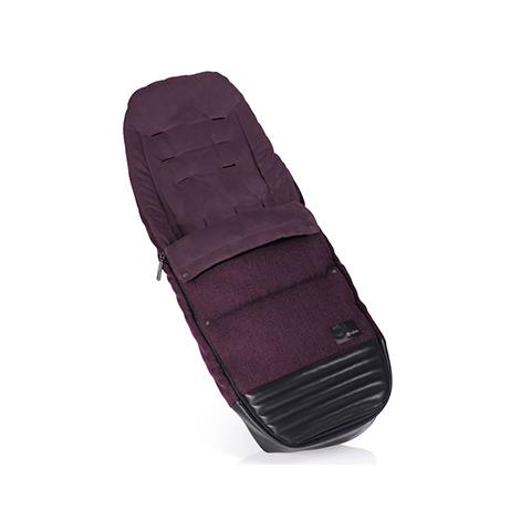 Accessori per il passeggino - Coprigambe per Priam Grape Juice Denim - purple by Cybex
