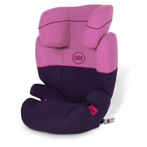 Seggiolini auto Gr.2/3 [Kg. 15-36] - Seggiolino auto Free-Fix - sistema ISOFIX Candy Colours-pink by Cybex